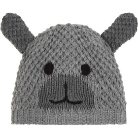 Eisbär Grizzly Hat Kids, grey mottled/anthracite